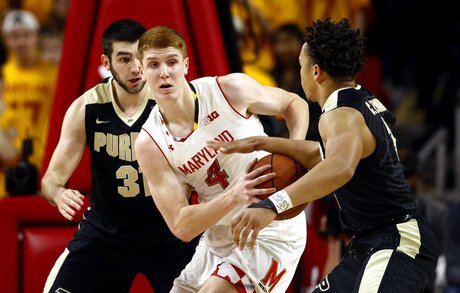 Dakota Mathias, Kevin Huerter, Carsen Edwards