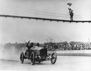 Indy 500 1915 Countdown Race 5 Auto Racing
