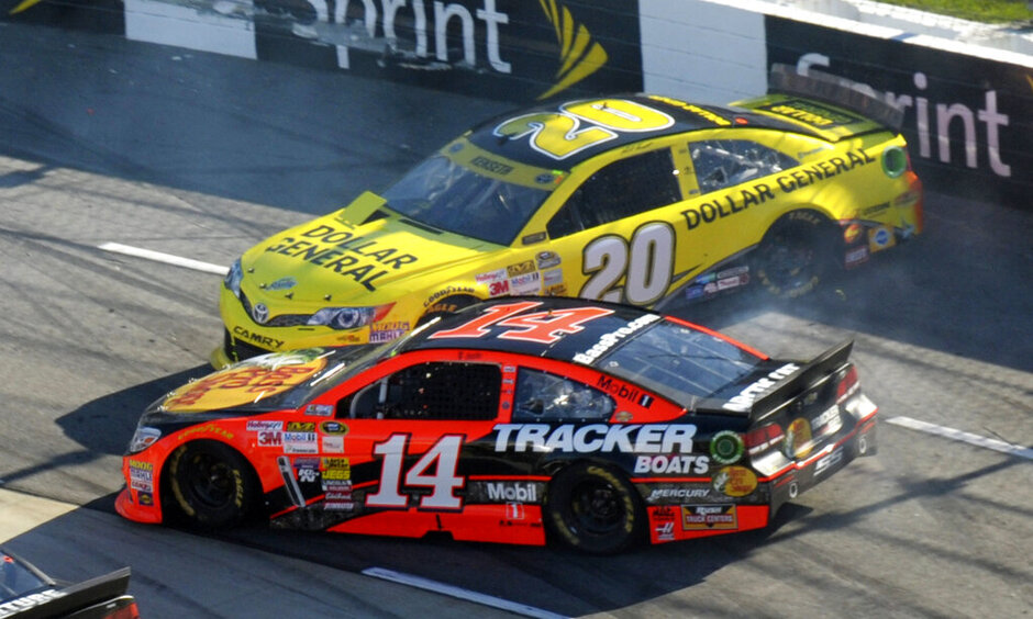 Tony Stewart,  Matt Kenseth