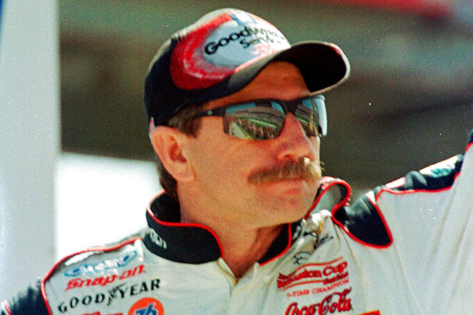 AP Was There: Earnhardt killed in 2001 Daytona 500 crash