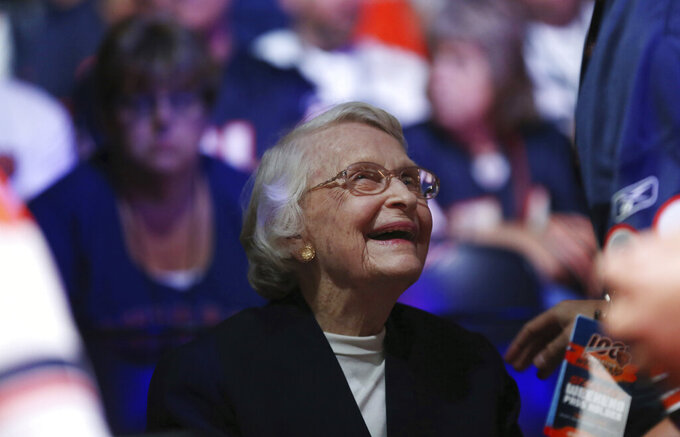 Virginia McCaskey: Bears' 100th celebration 'a happy dream'