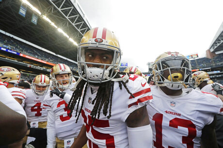 Seahawks 49ers Preview Football