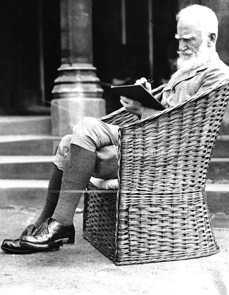 Watchf AP I   XEN APHSL54244 England George Bernard Shaw