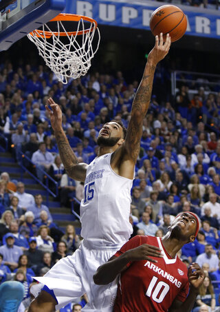 Willie Cauley-Stein, Bobby Portis