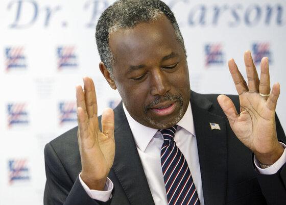 GOP 2016 Carson