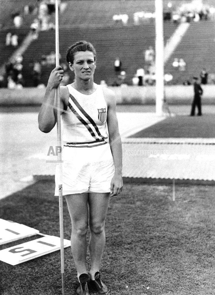Watchf Associated Press Sports Olympics California United States APHS114003 1932 Olymics Los Angeles