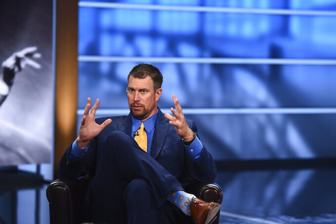 Ryan Leaf uses his story to help other former NFL players