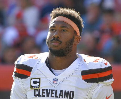 Browns Garrett Bad Officiating Football