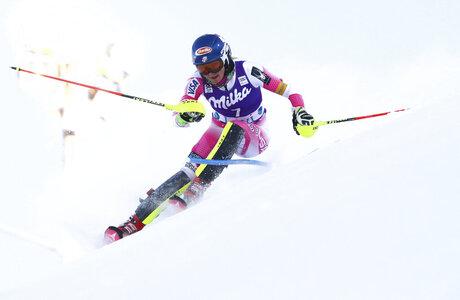 Shiffrins Comfort Level Skiing