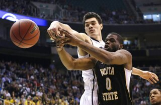 NCAA Wichita St Pittsburgh Basketball