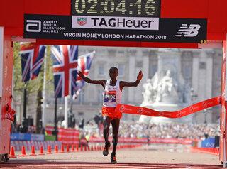 Britain Athletics London Marathon