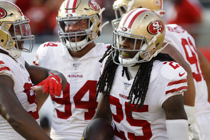 49ers' travel log: Holiday Inn, ice cream and Bengals