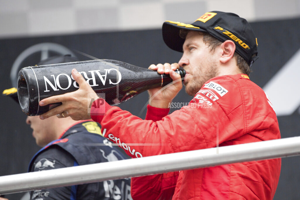 Formula 1: GP of Germany 2019.