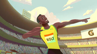 Parenting Usain Bolt's Mom