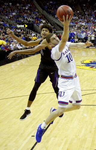 Washington Kansas Basketball