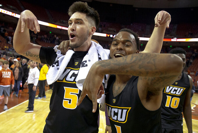 Top-seeded VCU seeking respect in  A-10 Tournament