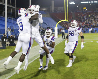 Frisco Bowl Louisiana Tech SMU Football