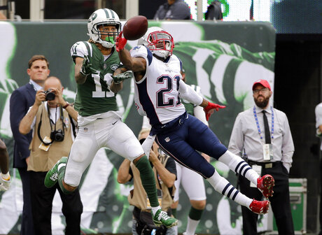 Robby Anderson, Malcolm Butler