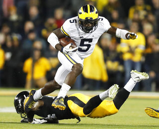 Jabrill Peppers, Desmond King