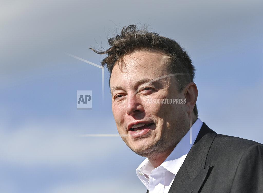 Germany Tesla Musk
