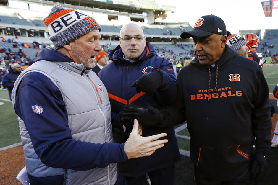 John Fox, Marvin Lewis