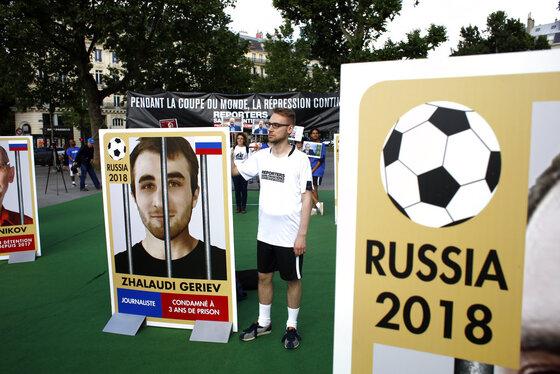 France Russia Press Freedom