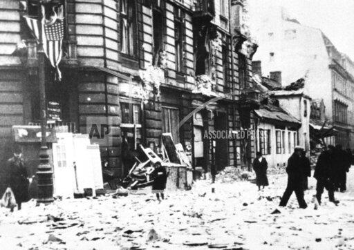 WWII Poland Destruction