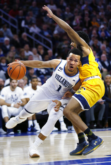 Jalen Brunson, Pookie Powell