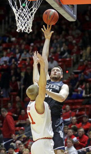 Butler Utah Basketball