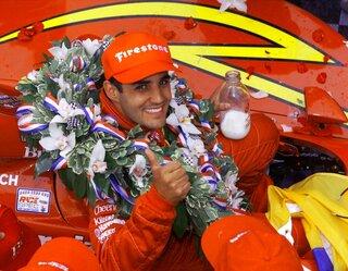 Indy 500 2000 Countdown Race 84 Auto Racing