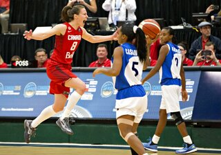 Rising Canada Basketball