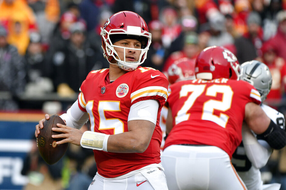 Colts-Chiefs Preview Football