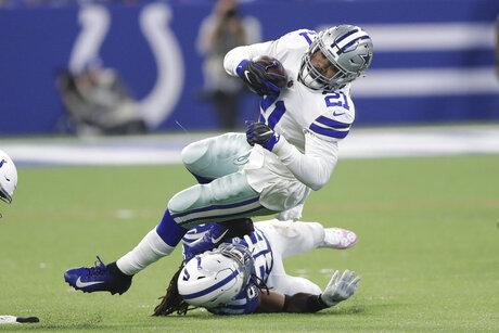Cowboys Colts Football