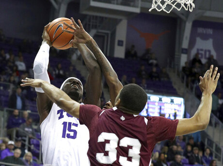 Texas Southern TCU Basketball