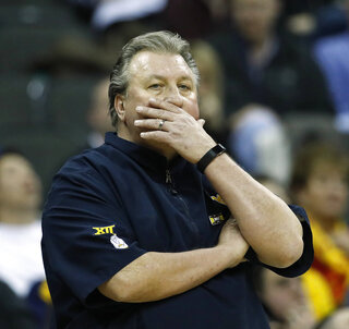 B12 Baylor West Virginia Basketball