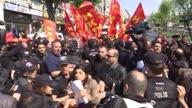 Turkey May Day 2