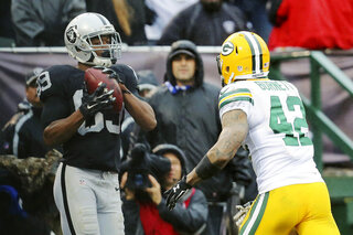 Amari Cooper, Morgan Burnett