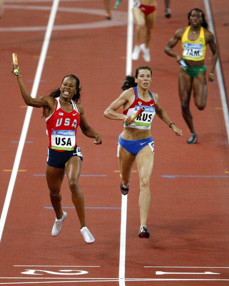 Beijing Olympics Doping Latest