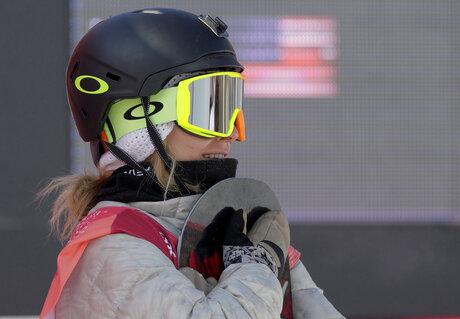 Pyeongchang Olympics Snowboard Wonmen