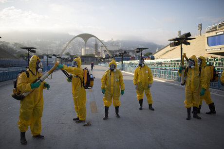 Brazil Zika Call To Postpone