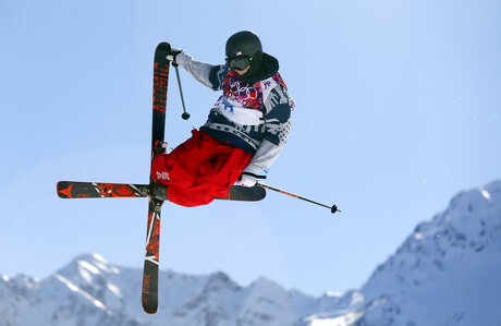 Kenworthy-Coming Out  Freestyle Skiing