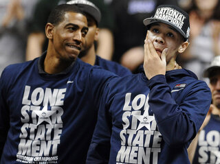 Shabazz Napier, Kevin Ollie