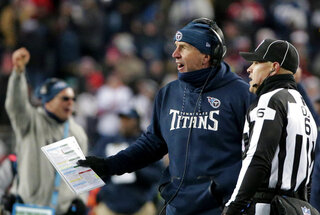 Mike Mularkey, Jerod Phillips