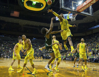 Colorado St Oregon Basketball