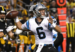 Falcons Panthers Football