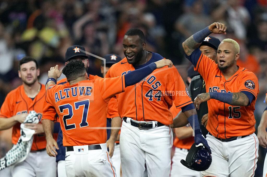 White Sox Astros Baseball