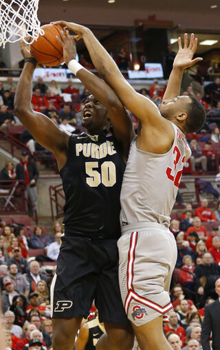 Caleb Swanigan, Trevor Thompson