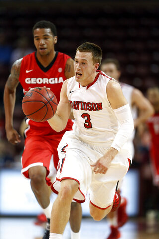 Davidson Georgia Basketball