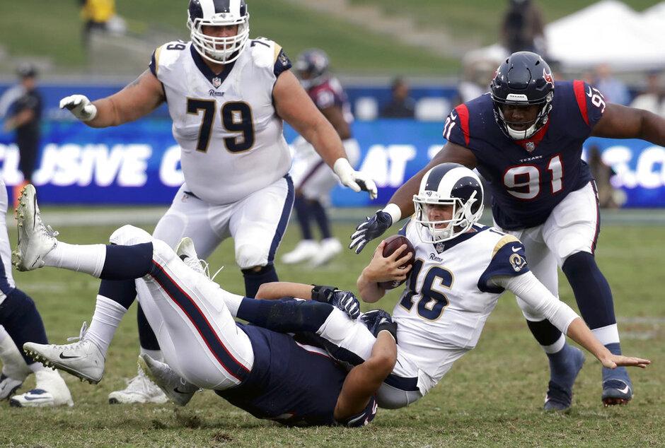 Texans Rams Football