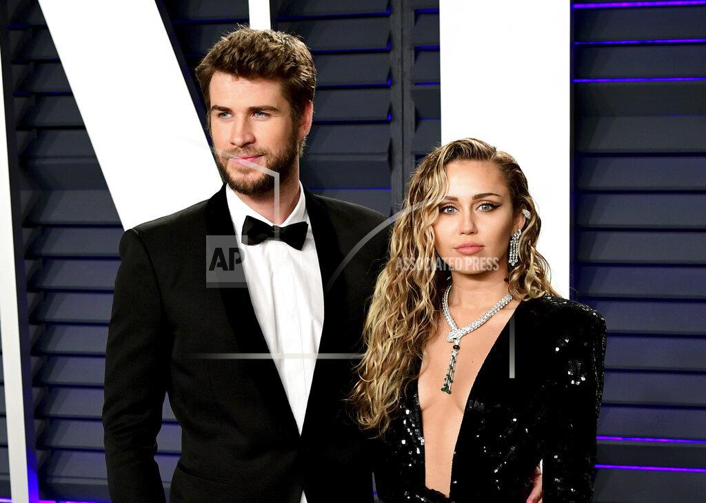 Liam Hemsworth Miley Cyrus divorce